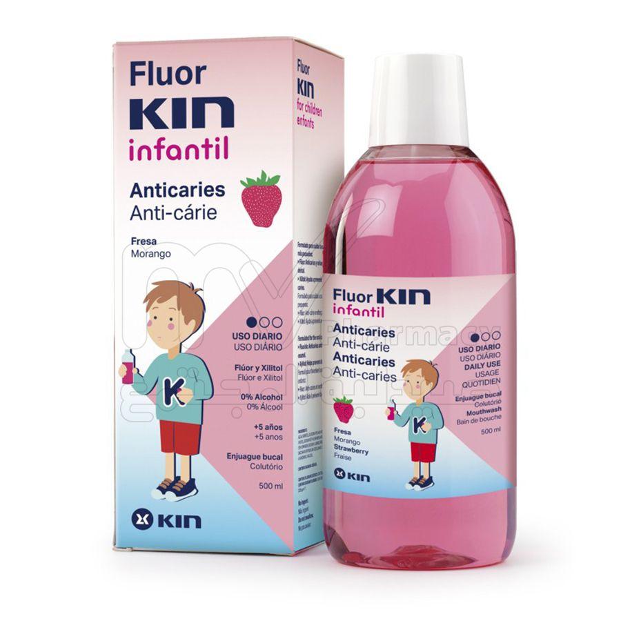 كين غسول الفم للأطفال  500 مل