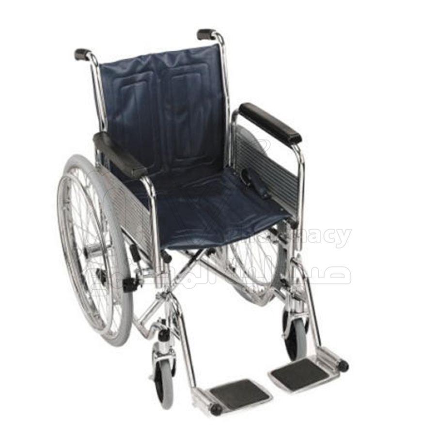 كرسي متحرك لكبار السن وذوي الهمم